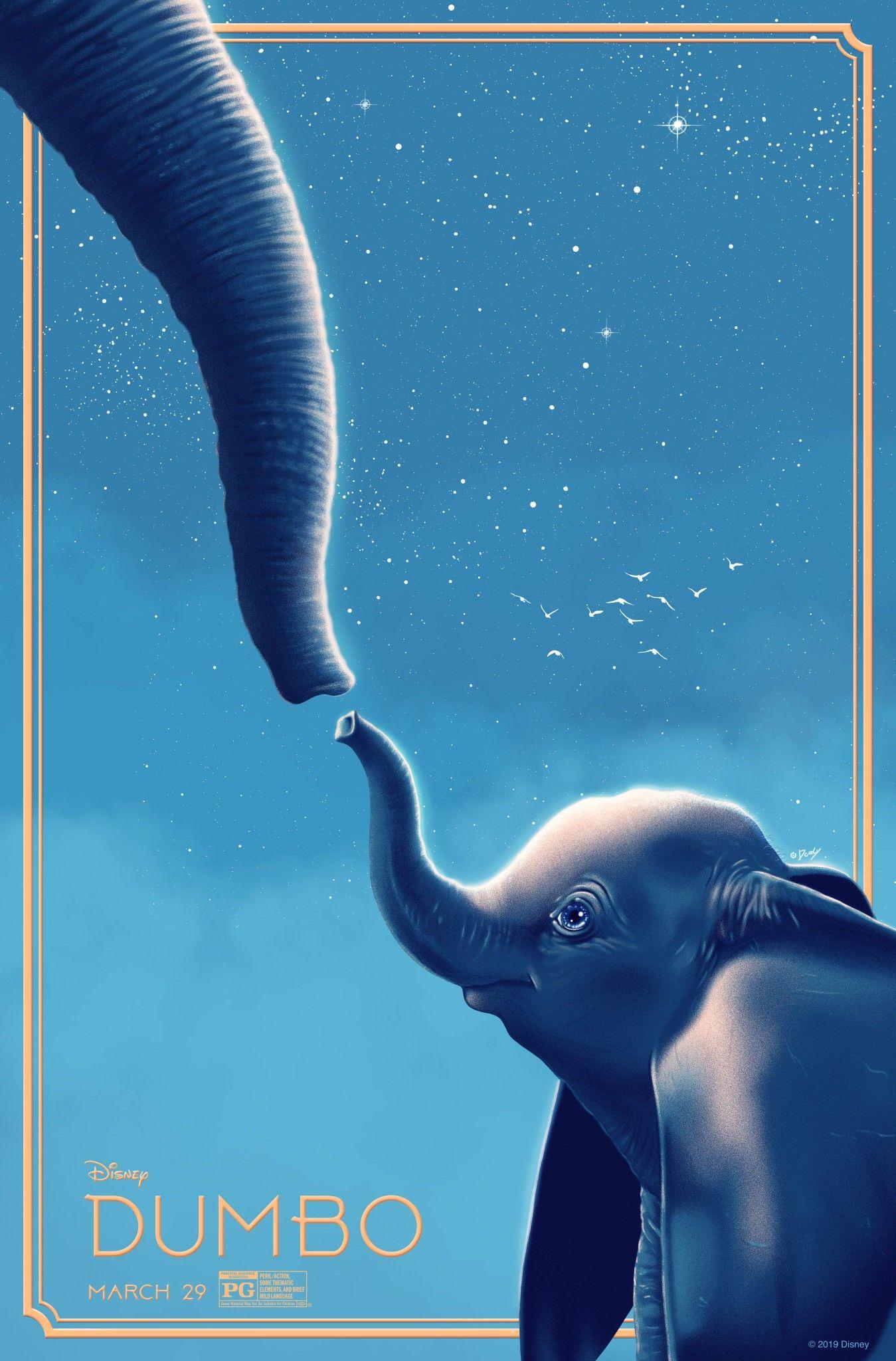 Dumbo 2019 Dumbo Walt Disney Pictures Dumbo Movie