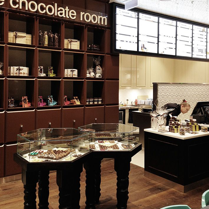 The Chocolate Room Westfield Garden City Mt Gravatt