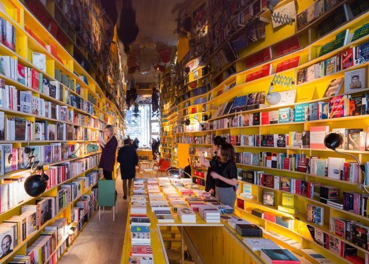 Librería Bookshop en Londres  SelgasCano