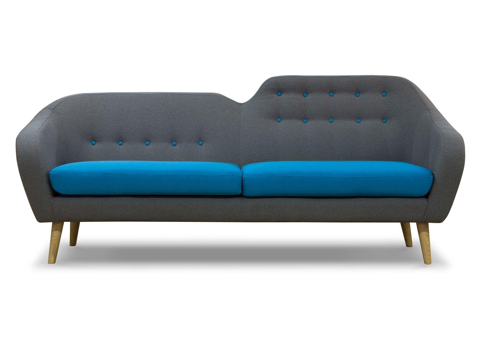 Retro Sofa Siva Von Massivum De Retro Sofa Fabric Sofa Sofa