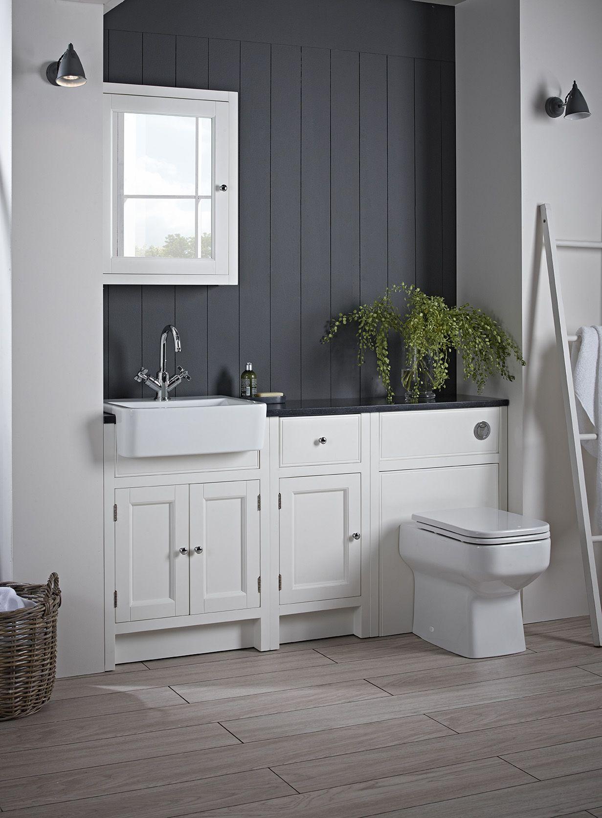 Traditionelle Englische Badezimmer Suites Burlington Bad