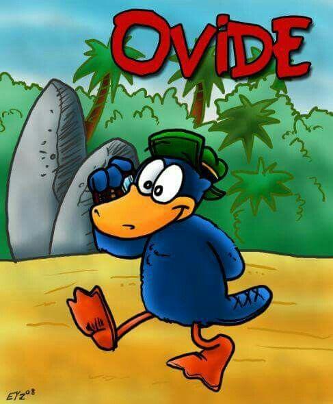 Ovide en zijn vriendjes
