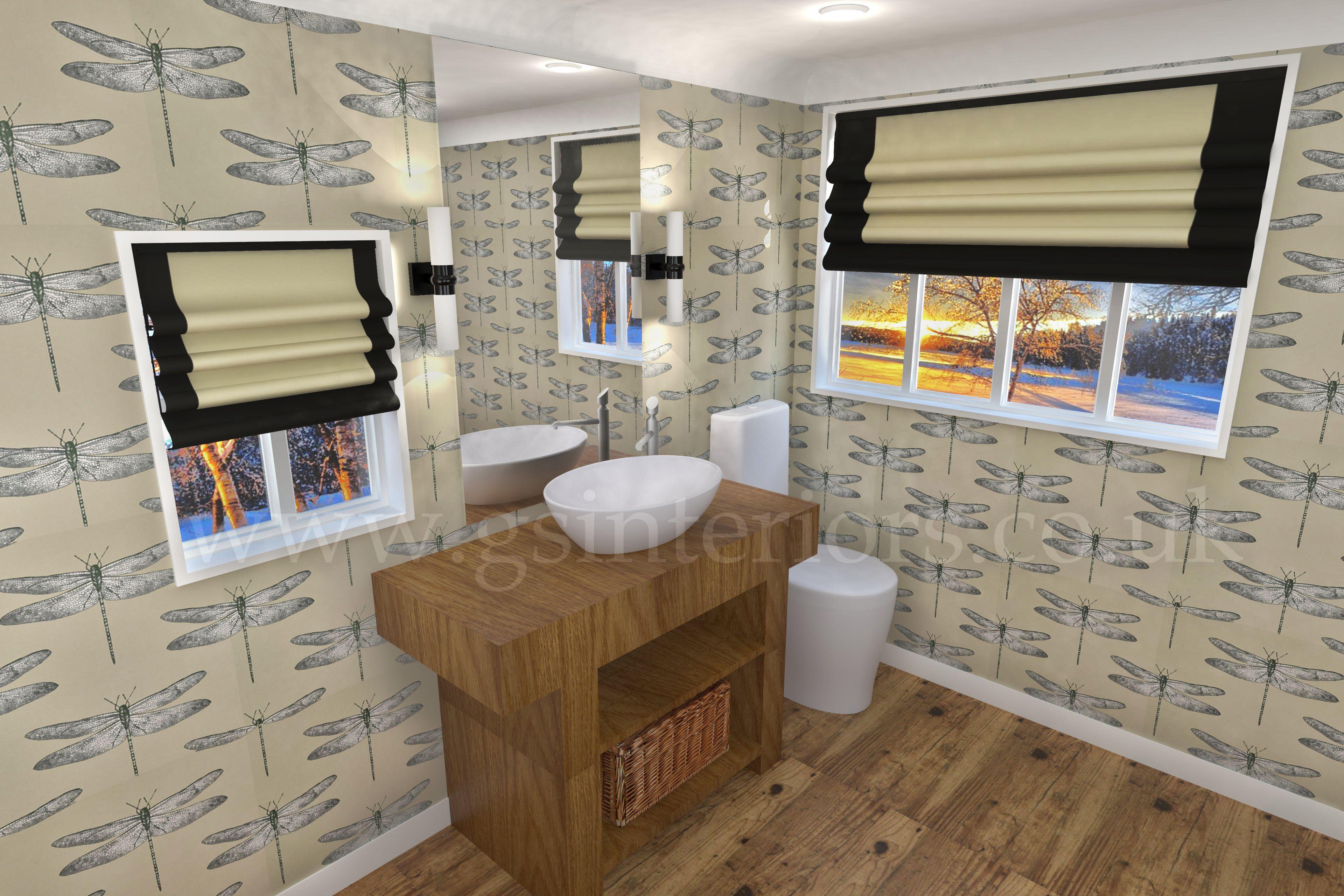 I am an award winning interior designer 3d