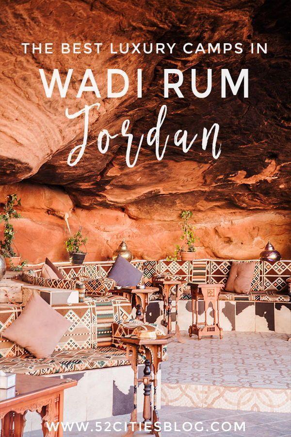 Glamping in Jordan: The best Wadi Rum desert camp