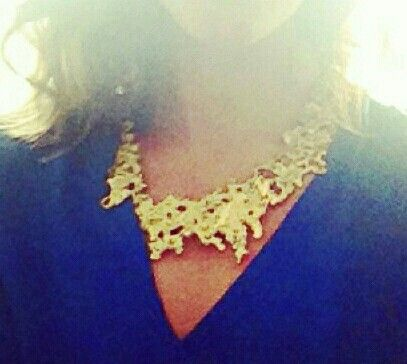 Dolores Tull necklace