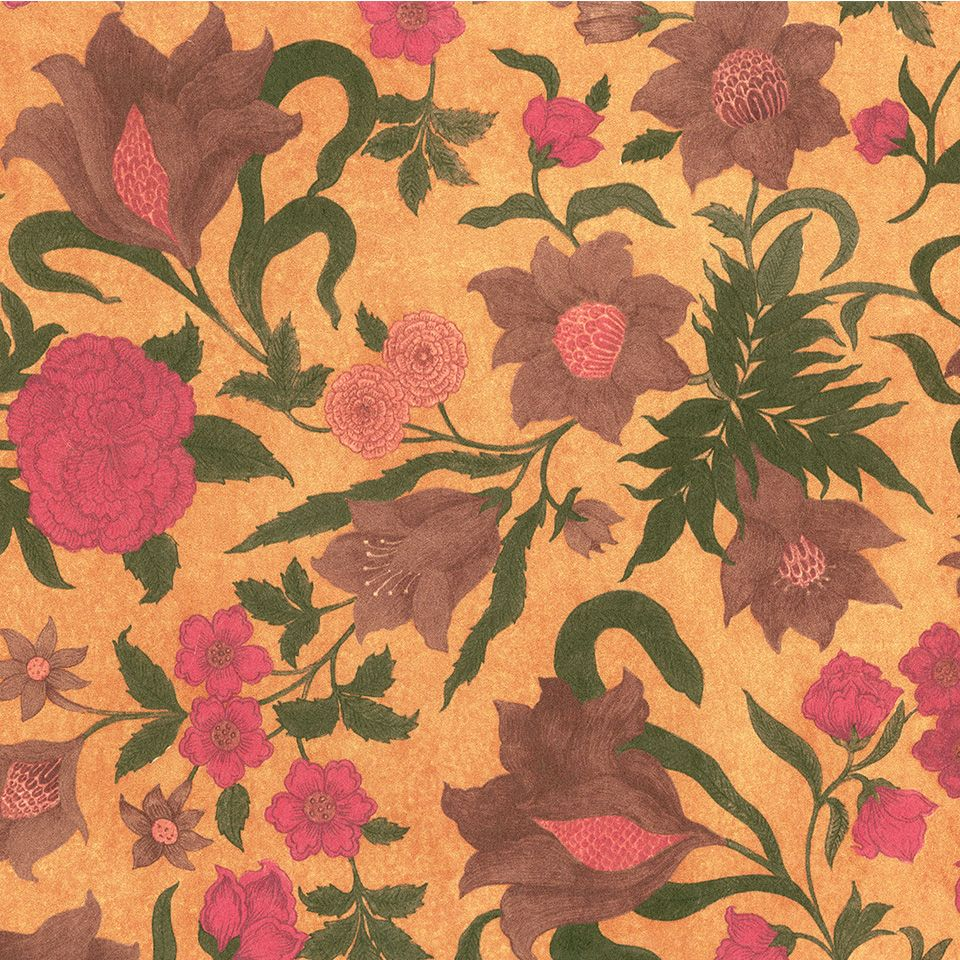 India Baroque Asian Paints Painting Wallpaper