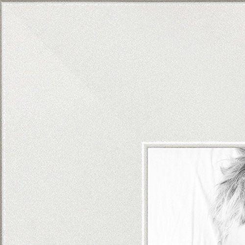 ArtToFrames 16x22 inch Satin White Frame Picture Frame ...