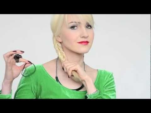 how to square braid easy for work/school hairstyle
