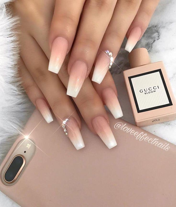41 Pretty nail-art-design, die nicht aus OTT Make-up Ideen für die Haare … – Rebel without Applause