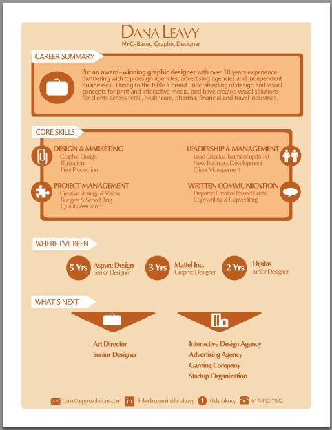 infographic resume brooklyn resume studio resumes career