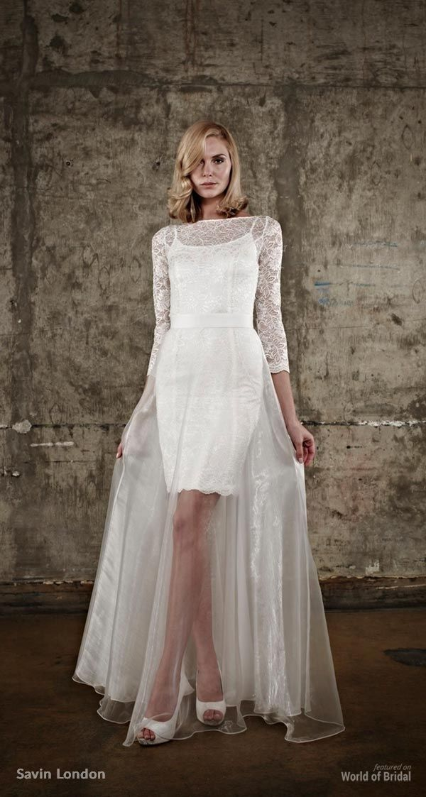Savin London 2015 Wedding Dresses
