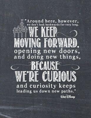 Walt Disney Keep Moving Forward Quotes Meet The Robinsons Quote Moving Forward Quotes