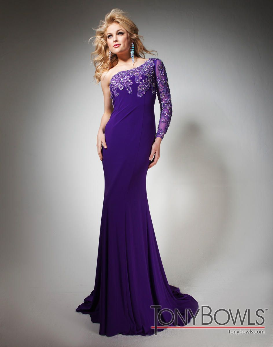 Tony Bowls Evening Dress TBE21398 | Terry Costa Dallas | New Years ...