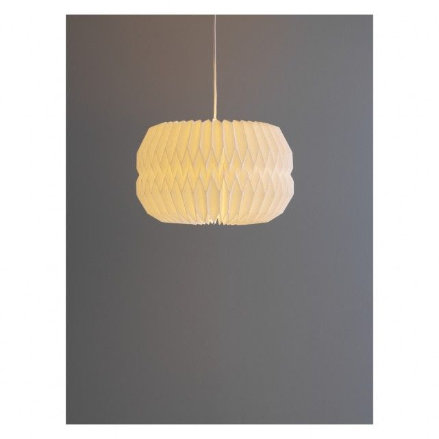 Kura Extra Large White Lampshade Lighting Ceiling Lamp