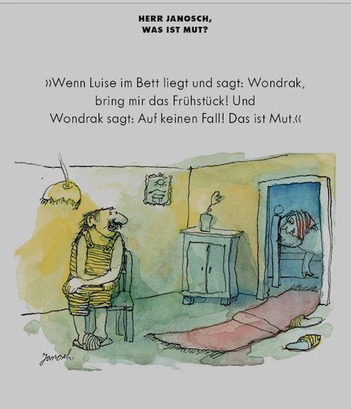 Pin Von Luise Mayer Auf Janosch Herr Janosch Janosch Und