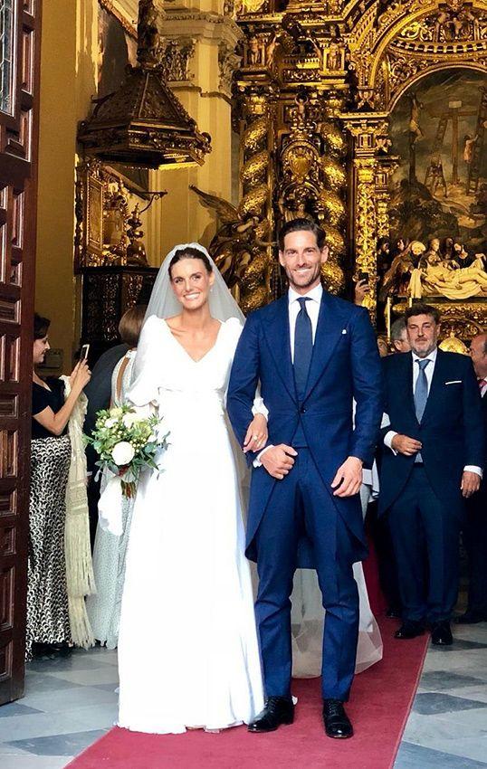 La gran boda en Sevilla de Alejandra, sobrina de Mar