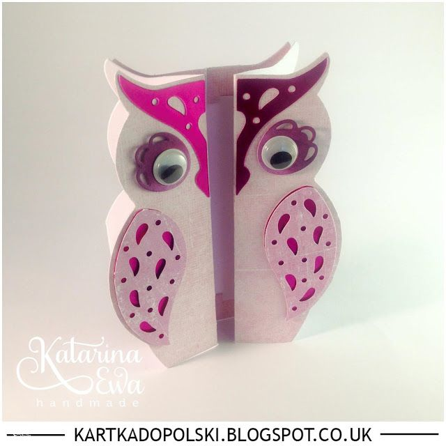150 September HOC Challenge - add a Bird or/and colours #sizzix #KatarinaEwahandmade #UHKgallery