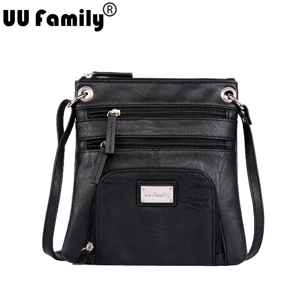 $21.99 (Buy here: https://alitems.com/g/1e8d114494ebda23ff8b16525dc3e8/?i=5&ulp=https%3A%2F%2Fwww.aliexpress.com%2Fitem%2FUU-Family-2016-5-Zipper-Women-Litchi-Bag-Flap-Mini-Bag-Crossbody-Shoulder-Strap-Messenger-Bag%2F32667733387.html ) UU Family 2016 5-Zipper Women Litchi Bag Flap Mini Bag Crossbody Shoulder Strap Messenger Bag Mini Bolsa De Viaje Petit Cartable for just $21.99