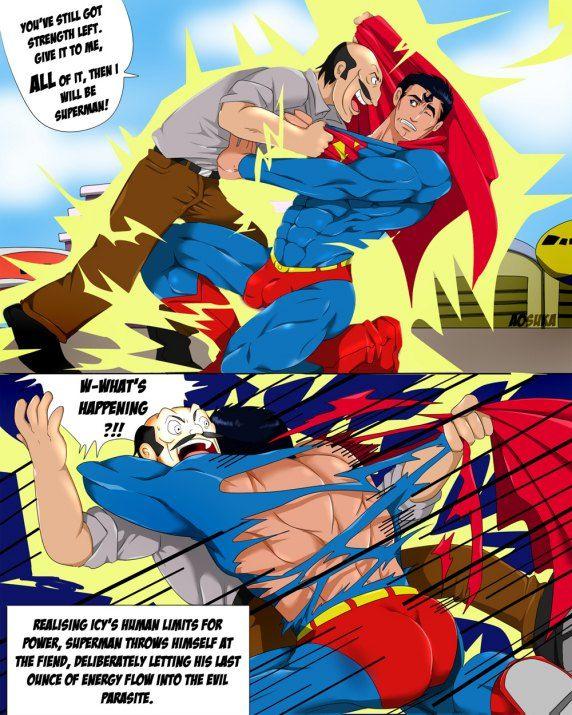 Superwoman ass porn pics