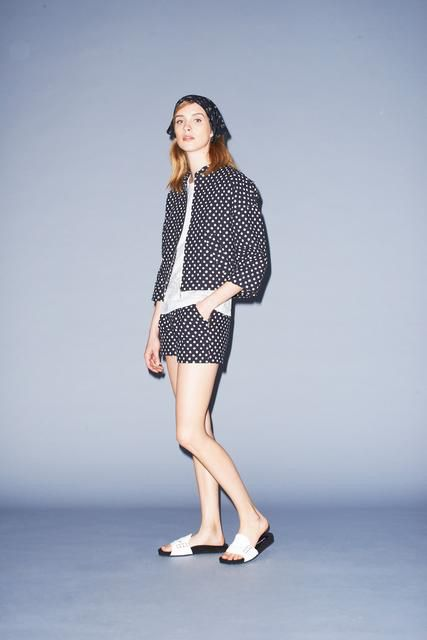 Band of Outsiders, Look #8