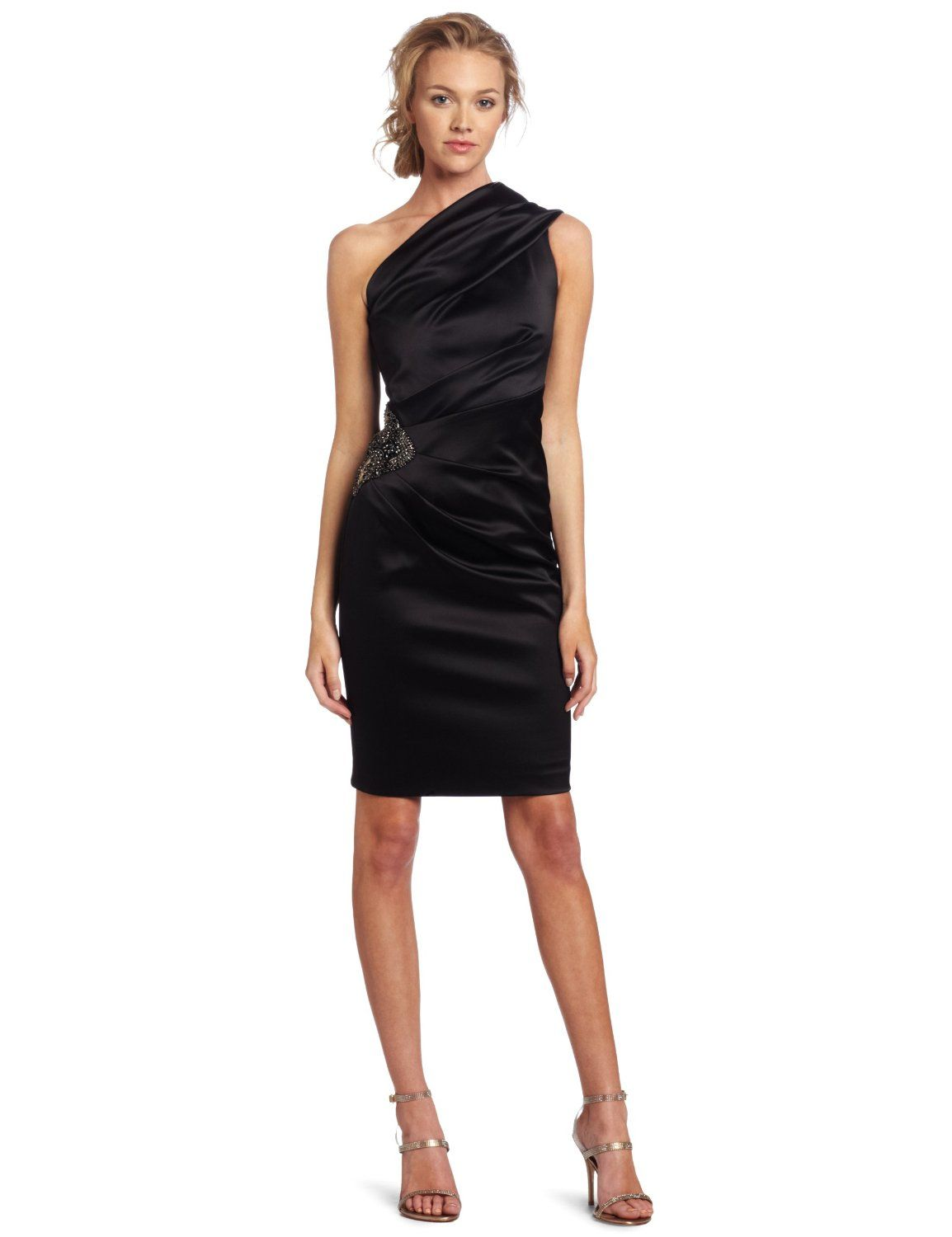 Vestidos de Festa | Black cocktail dress