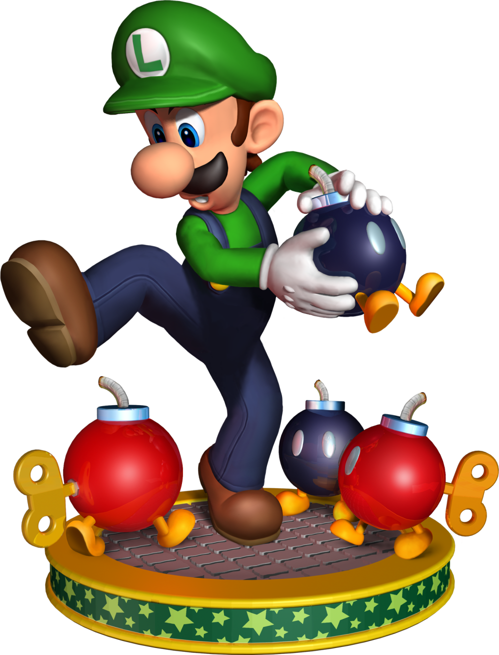 Image result for dodge bomb mario