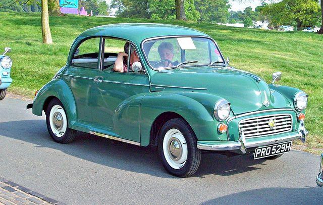 272 Morris Minor 1000 2 Door 1970 Morris Minor British Cars Antique Cars