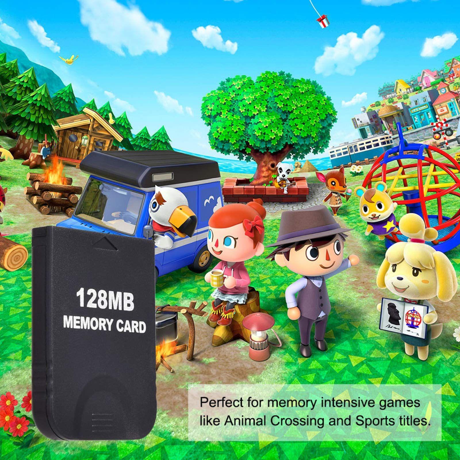 Gamecube Memory Card128MB 2048 Blocks Memory Card for