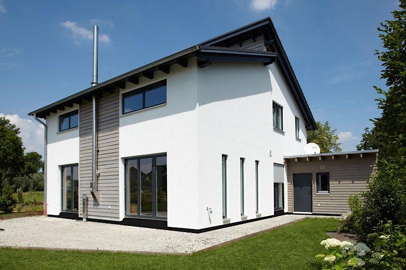 Hausfassade Modern Gestalten - Wohndesign -