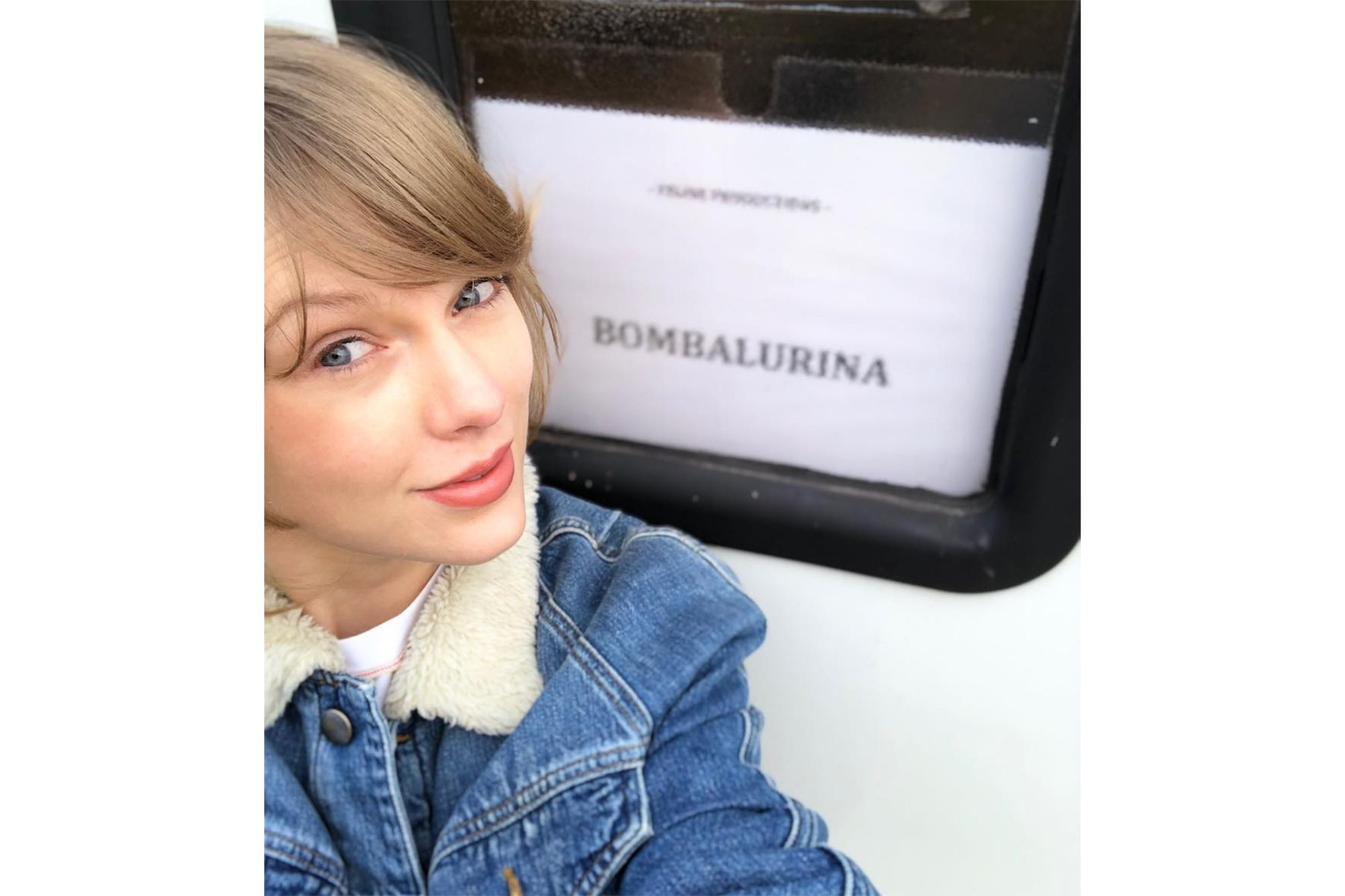 Meow! See Taylor Swift on the Set of Cats Movie in Snowy