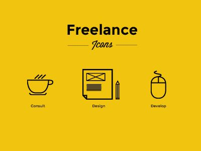 Sexy Freelance Icons by Robert Smith
