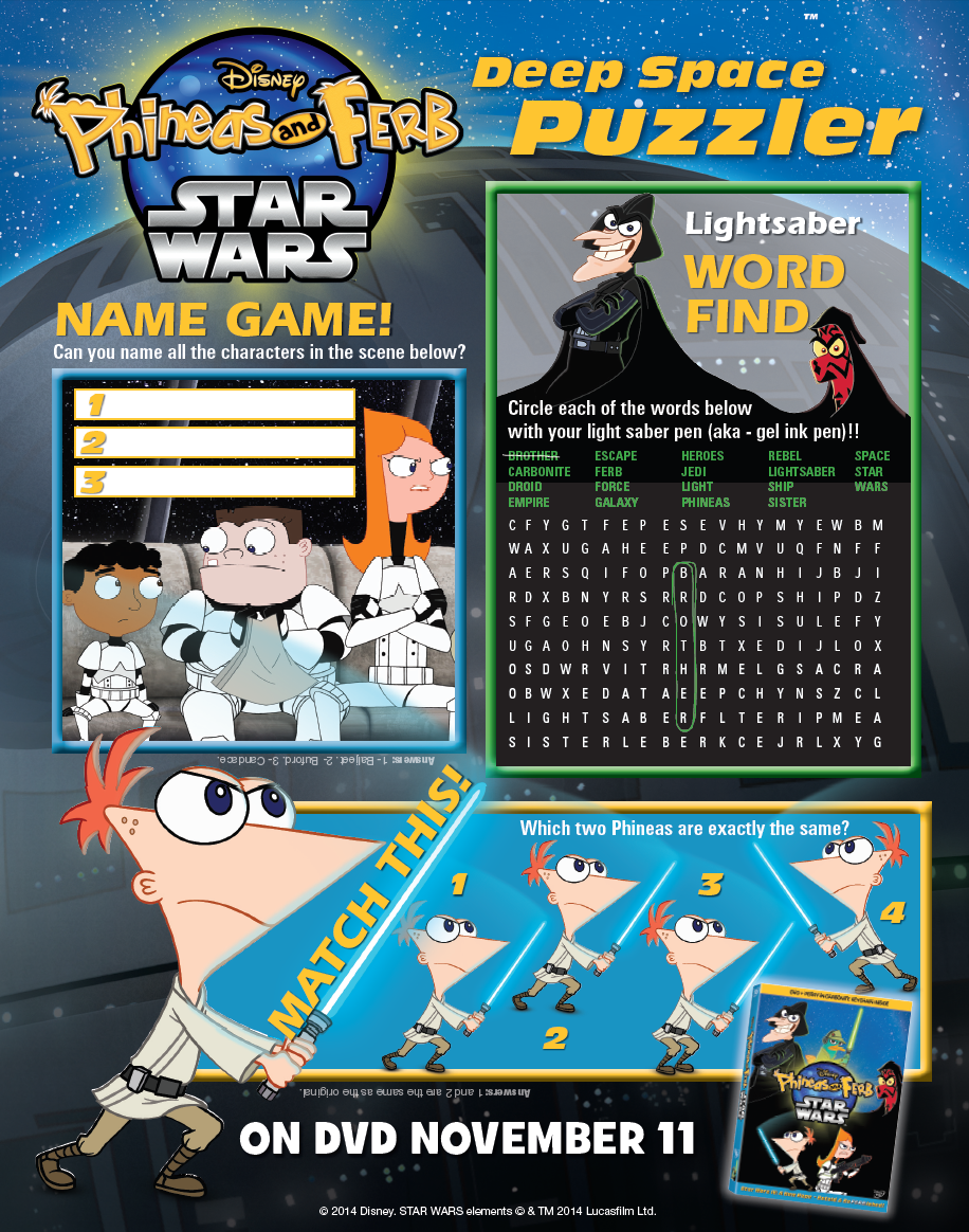 Pin By Crafty Annabelle On Phineas Ferb Printables Phineas Ferb
