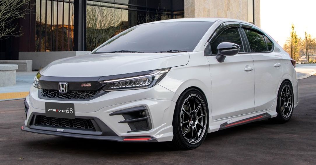 The 2020 Honda City is the latest model to get a Drive68