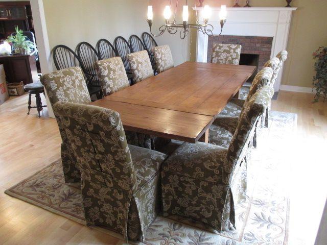 Estate Sale Dining Room Furniture Broyhill Oak Harvest Dining Set Estate Sale From Incredible