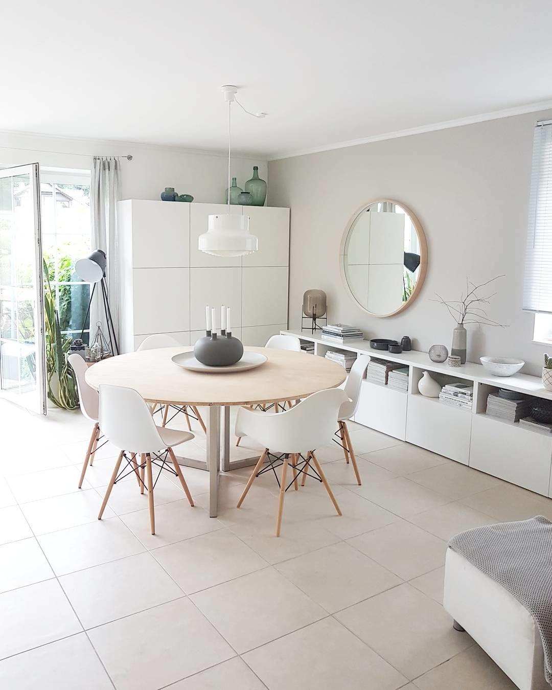 Die Schonsten Ideen Mit Dem Ikea Besta System Wohn Esszimmer Wohnen Ikea Ideen