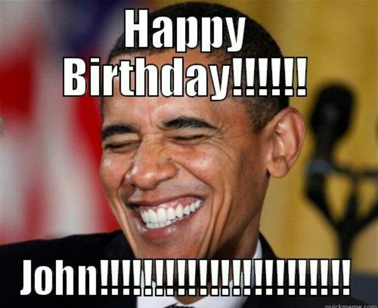 Pin By Joy P Thagnabouth On Birthday Anniversary Holidays Get Well Soon Cards Happy Birthday Meme Birthday Humor Happy Birthday John