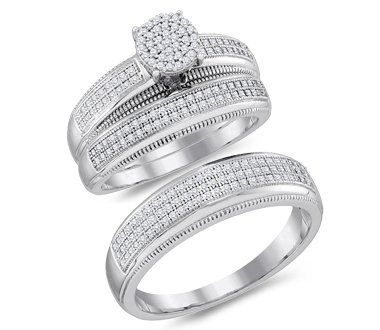 pix for engagement rings for men and women in gold - White Gold Wedding Rings For Women