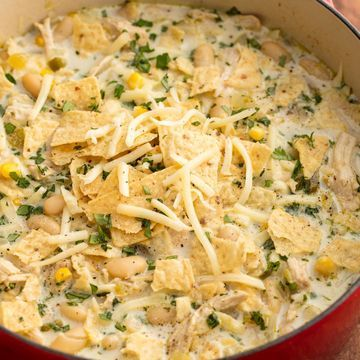 This White Chicken Chili Might Just Beat Out The Classic
