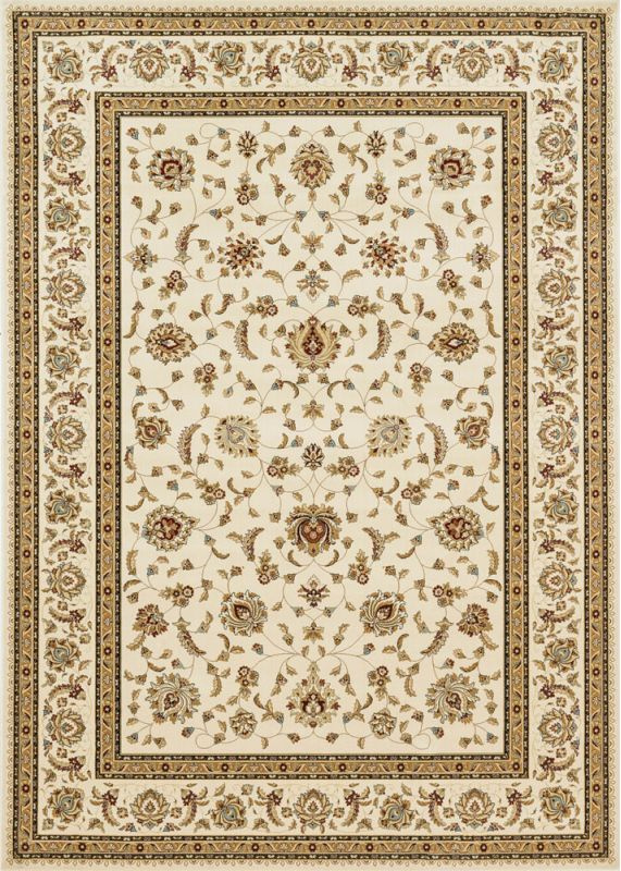 Loloi Rugs Welbourne 05IVIV Power Loomed Polypropylene Traditional Area Rug