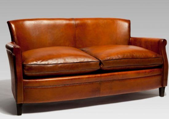 Small Leather Sofas For Trendy And Comfortable Es In 2017