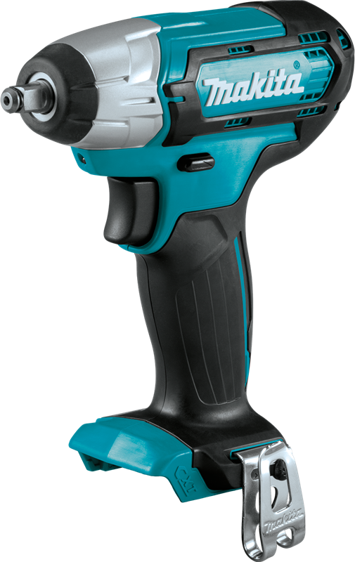 The Makita 12v Max Cxt Lithium Ion Cordless 3 8 Impact Wrench Wt02z Delivers Power And Speed In A Compact Size For Efficie Impact Wrench Wrench Tool Wrench