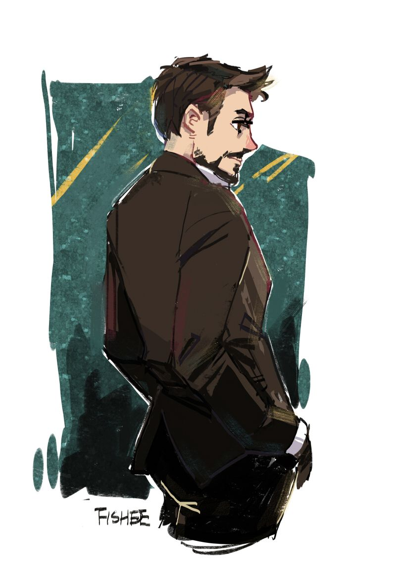tony stark/iron man fan art | the red sorceress' marvel cinematic