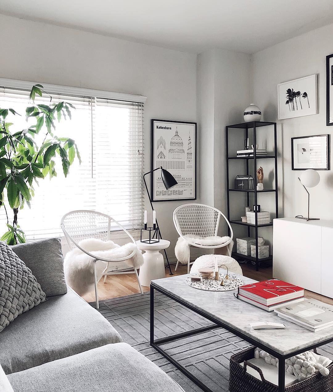 Minimal Living Room Minimal Living Room Apartment Living Room