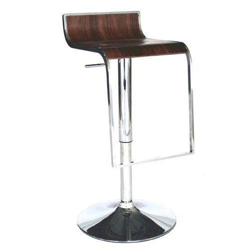 Superb Baxton Studio Adjustable Swivel Counter Or Bar Stool By Uwap Interior Chair Design Uwaporg
