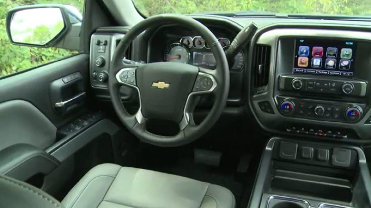 2017 chevrolet silverado ltz interior and exterior