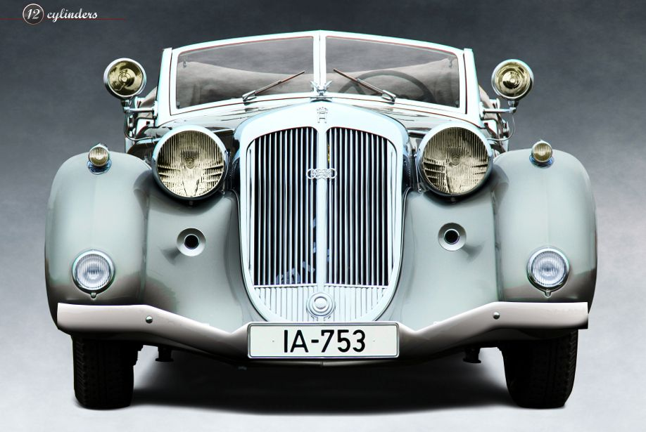 Horch 853 Sport Cabriolet, 1937