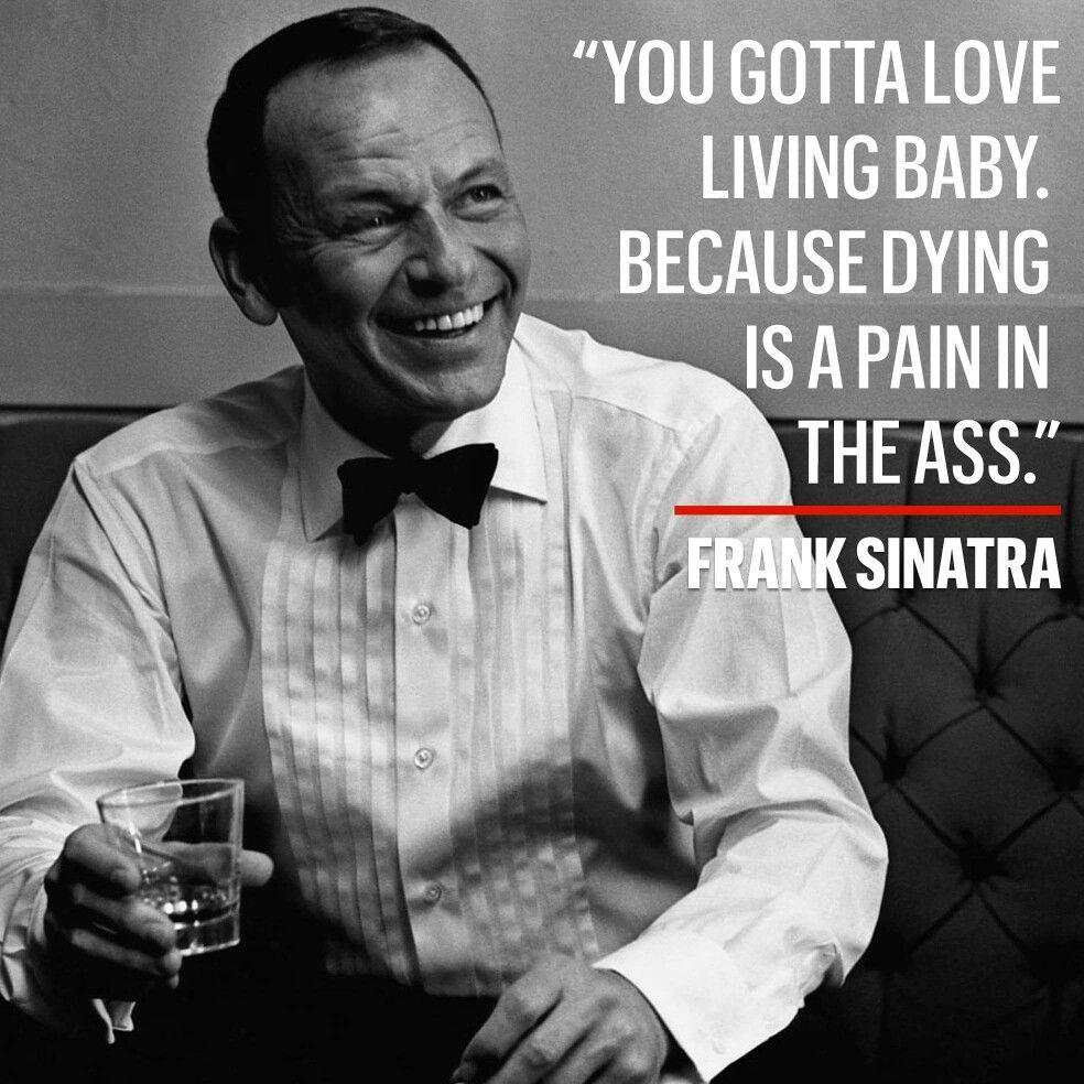 Sinatra Quotes: Frank Sinatra Quotes, Sammy Davis