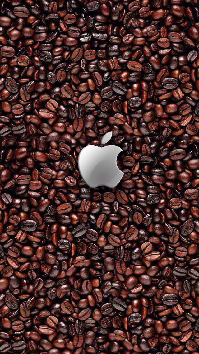 Coffee Beans Desktop Background coffee beans iphone wallpaper | iphone wallpapers | pinterest