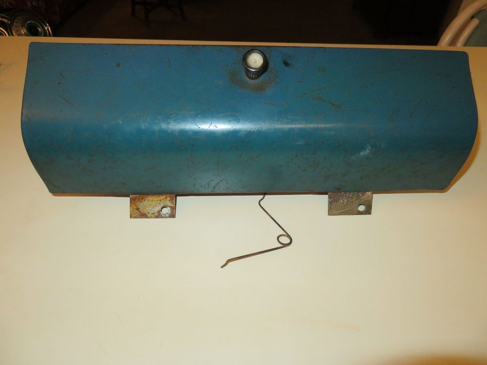 1966 Ford F100 Truck Glove Box Door Hinge And Spring Ford F100 Truck 1966 Ford F100 Ford