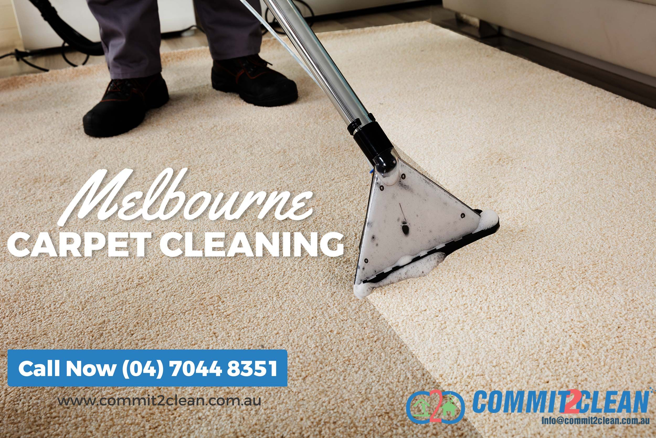 Carpet Cleaning Melbourne How To